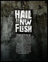 Hail to the New Flesh by brutartista