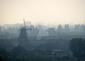 Amsterdam by Cantecel