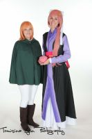 Lacus and Petra by unendingchapters