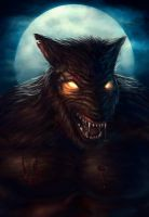 The Werewolf by theartofTK