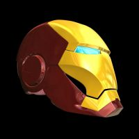 IronMan 5 by MaxmaStudios