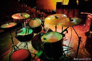 Drum Set by Feediop