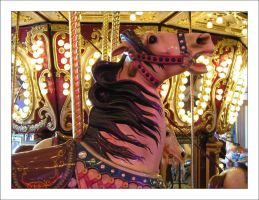 Carousel 4 by RobynPhoto