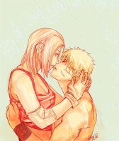 NaruSaku: Still You by MuseSilver