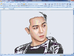 Song Mino [WIP] by iatesantaforlunch