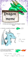 Dragon Meme by SprayPaintHavoc