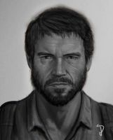Joel Sketch by JonD7