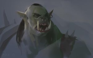 Orc by Mr--Jack