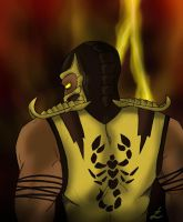 Scorpion by IndioBlack619