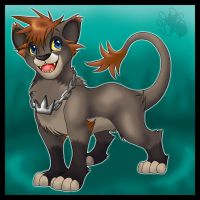 Lion Sora by ThatWildMary