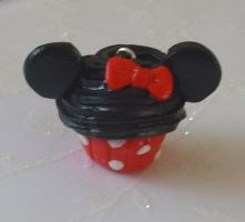 Minnie mouse by PORGEcreations