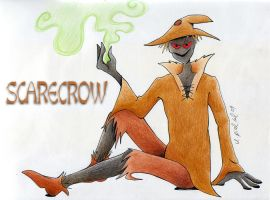 Scarecrow by syxx