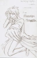 Sebastian Michaelis by MercyAntebellum