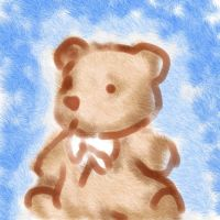 Hairy Beary by XIEZHENSHENG