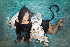 Yin and Yang remix by anna62a