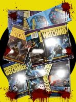 Watchmen blue ray collage by agustin09