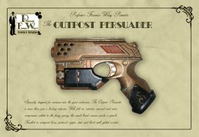 The Outpost Persuader by davincisghost