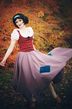 Snow White - Stepdaughter by aco-rea