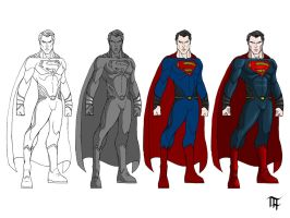 Man of Steel ( Tutorial ) by Remortal