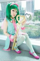 Ranka Lee - MF SnT - 1 by lateonomen