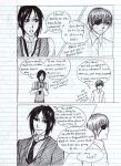 Black Butler page 4 (sketch ver.) by NinjaRosa