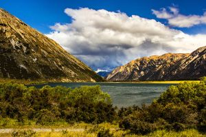 Lake View 5 by hesitation