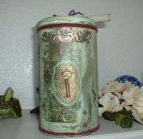 Cylinder of Wishes by tisjewel