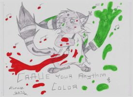 Crave your rhythem and color by Muteki-The-Awesome