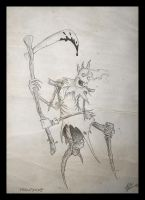 Fiddlesticks, The Harbinger... by WooCushWashi