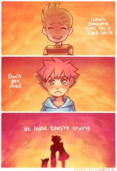 Mother 3 - It's Okay by kata-009