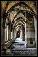 Cloister II by RoSaVision