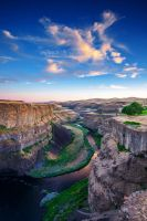 Canyon at Palouse by porbital