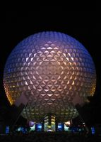 Epcot Center by DieselFuel