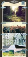 Nature Photoshop Actions Set 3 by baturaN