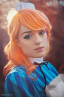Harvest Moon DS - Felicity by beethy