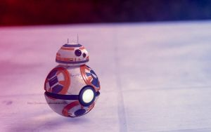 BB8 as a Pokeball (Star Wars) by Jonathanjo
