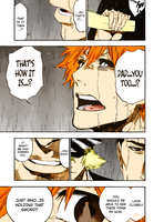 BLEACH Coloring - Ichigo 3. by xSweetDarling