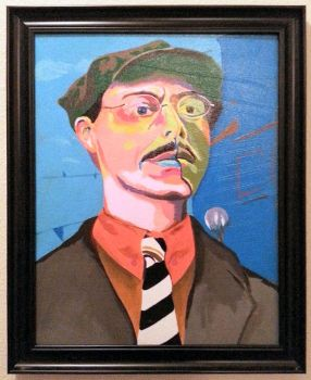 Richard Harrow by opeyuvadown