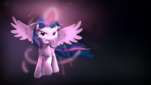 [SFM] [MLP] Pissed Alicorn Twilight by ImAFutureGuitarHero