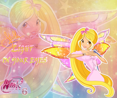 Winx Club. Season 6! Stella. by StasyLoveGlamour