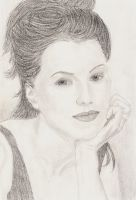 Lucy Lawless by deslea