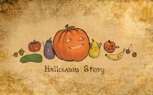 Halloween Story by Willborg
