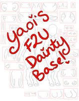 { Yaois Free to Use Dainty Base 2016 } by QueenPoppy