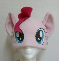 Pinkie Pie hat by OnJedone