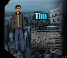 TTOC Tim - Profile (villain) by LilBluestem