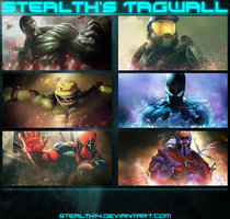 Stealth's Tagwall by Stealth14