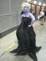 EPIC WIN - URSULA by WhatTheFoxBecca
