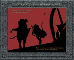 The Town Mouse and the Country Mouse 4/4 by falsedelic