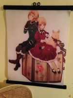 I got this SwiLiech poster for my B-day!!? by Whitelili123