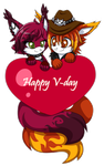 Valentine for Shide-Dy by Extra-Fenix